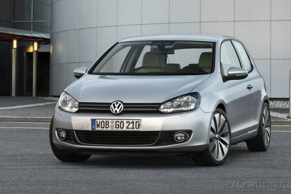 Прямо в лунку / Тест-драйв Volkswagen Golf VI