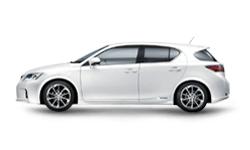 Lexus-CT 200h-2010