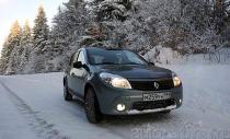 Тест-драйв Renault Sandero: Формула цены