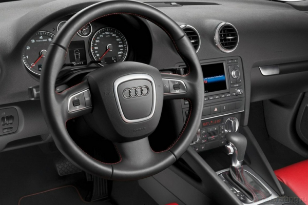 Аристократка / Тест-Драйв Audi A3