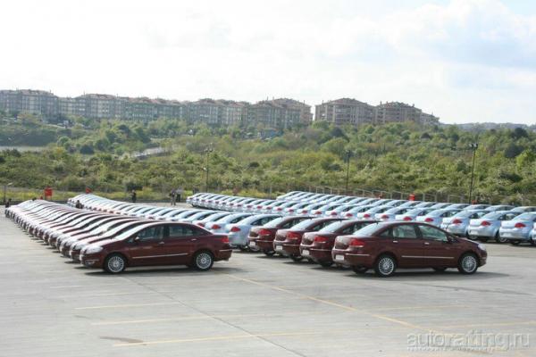 Второй всемирный / Тест-драйв Fiat Linea