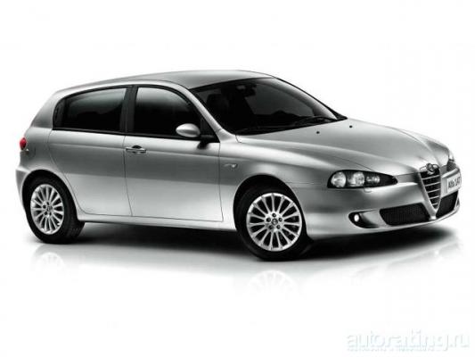Alfa Romeo 147 / Тест-драйв Alfa Romeo 147 5-дверей