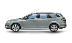 Ford-Mondeo Wagon-2007