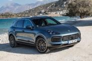 Новый Porsche Cayenne весной появится в России