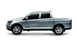 SsangYong Actyon Sports (2012)