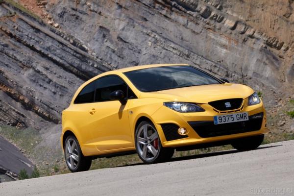 Путь всегда будет солнце / Тест-Драйв Ford Fiesta, Mazda 2 и Seat New Ibiza