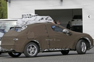 Audi тестирует новое поколение Q3