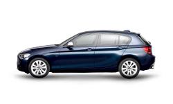 BMW-1 series-2011