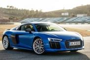 Audi R8 получит двигатель от Porsche Panamera