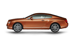 Bentley-Continental GT-2009