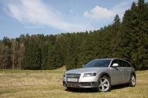 Audi A4 allroad: универсал специального назначения