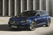 Renault Talisman Estate, Автосалон во Франкфурте, Новинки автосалона во Франкфурте, Автосалон во Франкфурте 2015, Моторшоу во Франкфурте, Автомобильные новинки, Франкфурт