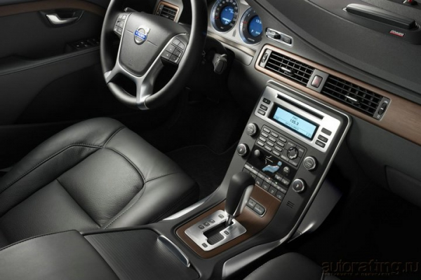 Тест-драйв Volvo S80