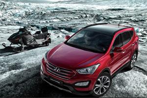 Hyundai Santa Fe, Хендай Санта Фе