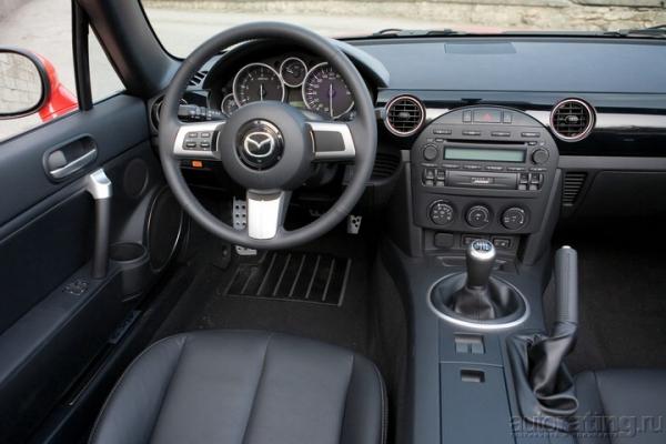 Это настоящий родстер! / Тест-драйв Mazda MX-5