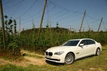 BMW 7-series: мощь в представительском фраке