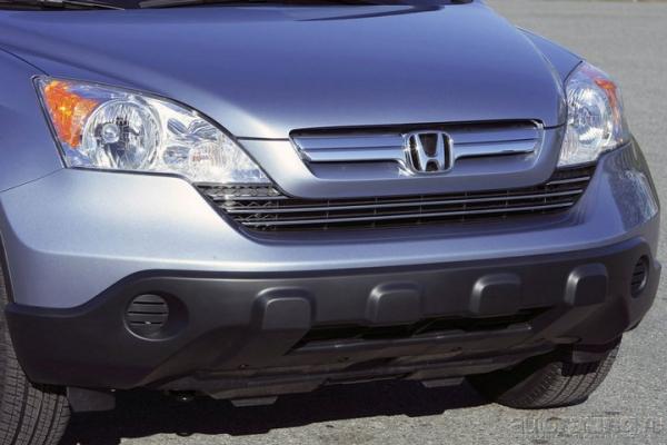 Аленький цветочек / Тест-драйв Honda CR-V
