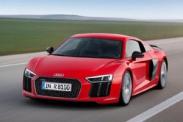 Audi R8 нового поколения без камуфляжа