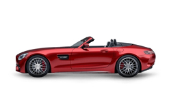 Mercedes-Benz-AMG GT roadster-2017