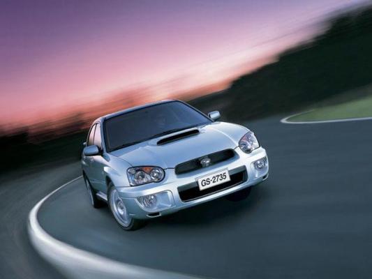 Под горячее / Тест-драйв Subaru Impreza