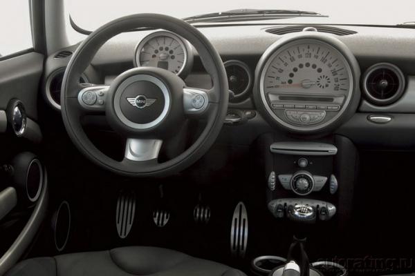 Охота за деталями / Тест-Драйв MINI Cooper S