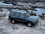 Toyota-Land Cruiser 100-2003