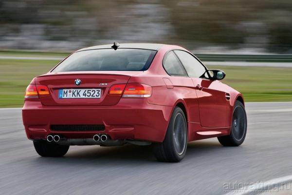 M3 изменил своим идеалам. Новая концепция суперкара BMW