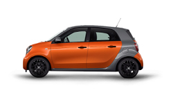 smart forfour (2015)