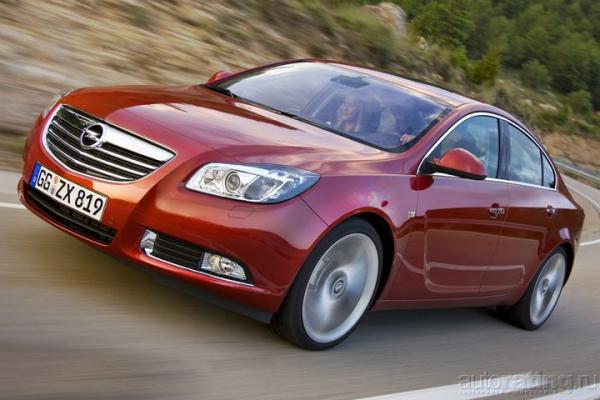 Штрейкбрехер / Тест-драйв Opel Insignia