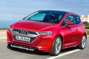 Audi решила создать компактный городской автомобиль