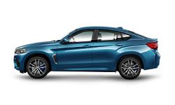 BMW-X6 M-2015