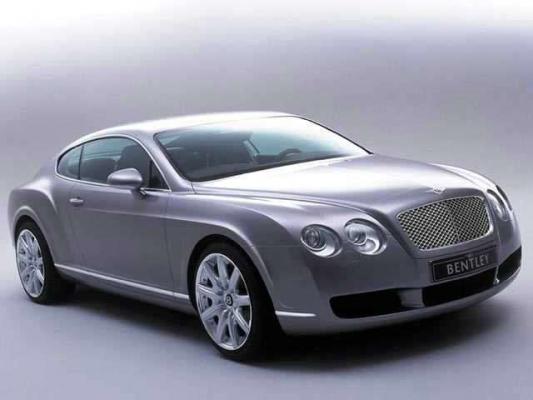 Рецепт счастья / Тест-драйв Bentley Continental Speed