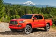 Toyota отзывает пикапы Tacoma из-за утечки масла