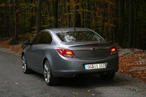 Opel Insignia: лезвием по горлу конкурентов