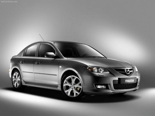 Настроение Mazda 3