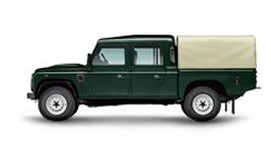 Land Rover-Defender Pickup-2008