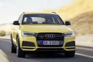 Обновленный Audi Q3 в ноябре появится в России