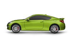 Hyundai-Genesis Coupe-2012