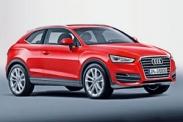 Audi выпустит два новых кроссовера под названиями Q2 и Q4