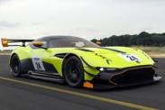 Aston Martin Vulcan получил новый аэродинамический обвес
