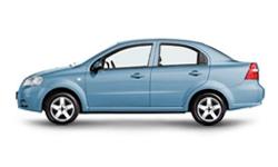 Chevrolet Aveo Sedan (2007)