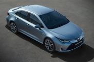 Новая Toyota Corolla в России: ждем весной 2019