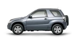 Suzuki-Grand Vitara 3D-2009