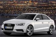 Стоимость владения седана Audi A3