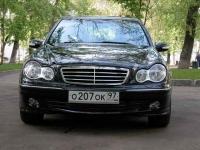 Тест-драйв Мерседес-Бенц С-класс (Mercedes-Benz C230 Kompressor)