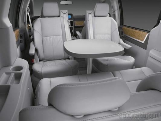 Приглашение в круиз / Тест-Драйв Chrysler Grand Voyager