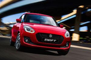 Озвучена стоимость нового Suzuki Swift
