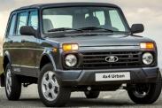 Lada 4x4 получит новую платформу