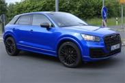 Audi SQ2 сбросил камуфляж