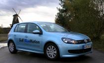 Volkswagen BlueMotion: «зеленый» свет в будущее